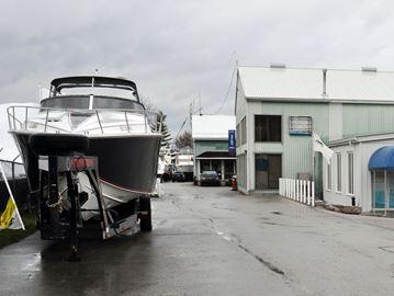 Crate Marine Sales in receivership